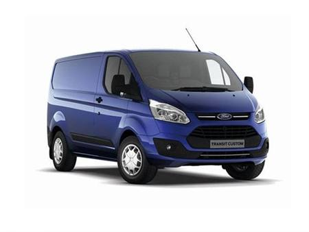 Ford Transit Custom SWB 270 L1 2.0 TDCi 130ps Low Roof Trend inc LED Load compartment lights and 230V Power Converter