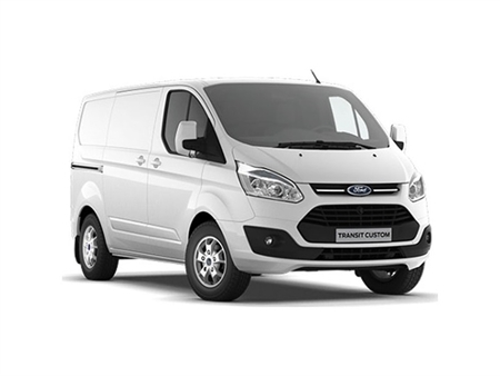 Ford Transit Custom SWB 290 2.0 TDCi 130ps Low Roof Limited
