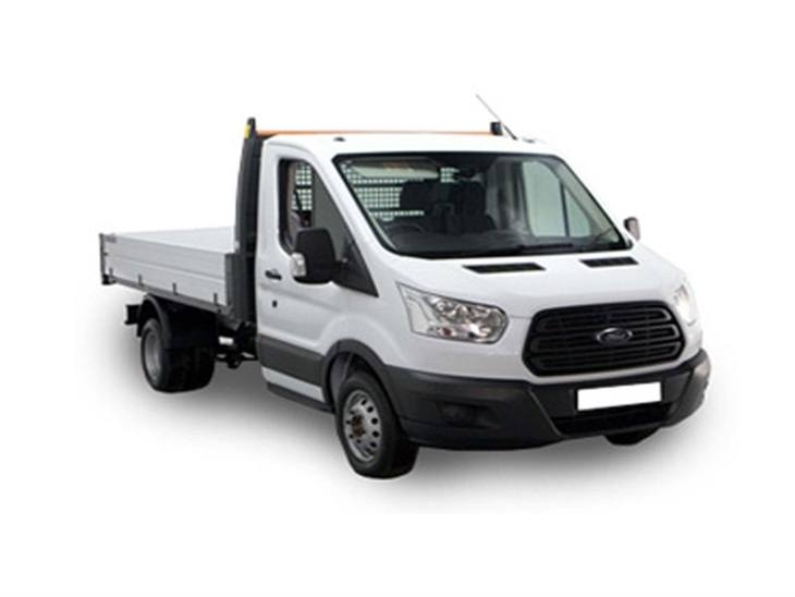 Ford Transit Dropside