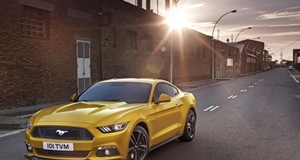 All-New Ford Mustang Now Available to Lease with Nationwide Vehicle Contracts