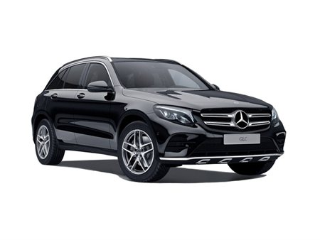 Mercedes-Benz GLC Estate 220d 4Matic AMG Night Edition 5dr 9G-Tronic