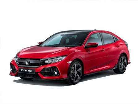 Honda Civic *Model Year 16*