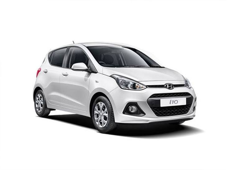 Hyundai i10 Model Year 16