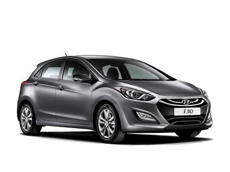 Hyundai i30 Hatchback Model Year 15