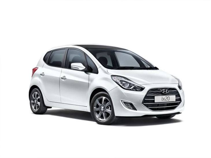 hyundai ix20 1 6 crdi blue drive premium nav car leasing. Black Bedroom Furniture Sets. Home Design Ideas