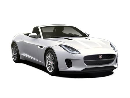 Jaguar F Type Convertible 2.0 Auto