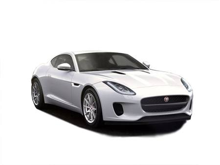 Jaguar F Type Coupe 2.0 Auto