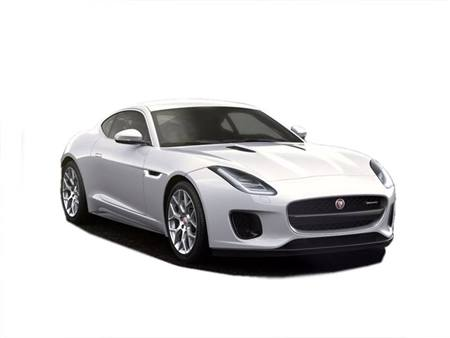 Jaguar F Type Coupe 2.0 R-Dynamic Auto