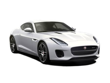 Jaguar F Type Coupe 3.0 Supercharged V6 R-Dynamic
