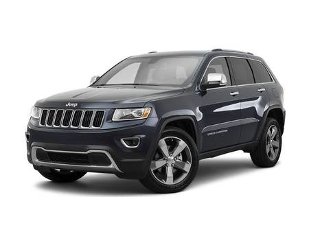 Jeep Grand Cherokee 3.0 CRD Limited Plus Auto (Start/Stop)