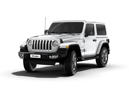 Jeep Wrangler Hard Top 2.2 Multijet Sahara 2dr Auto8