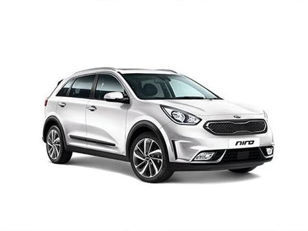 Kia Niro 1.6 GDi Hybrid First Edition DCT
