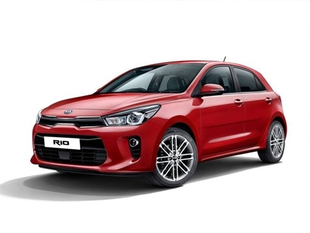 Kia Rio 5 Door New Model