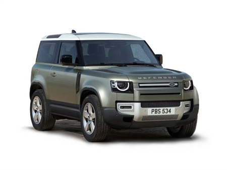 Land Rover Defender 90 3.0 D200 S Auto