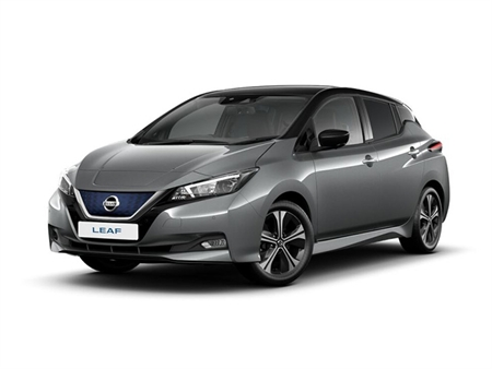 Nissan Leaf 110kW N-Connecta 40kWh Auto