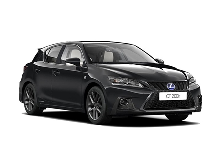 Lexus CT 200h 1.8 F-Sport CVT (Tech Pack)