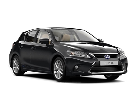 Lexus CT 200h 1.8 Luxury CVT Auto