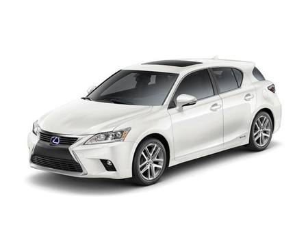 Lexus CT 200h 1.8 Advance CVT Auto