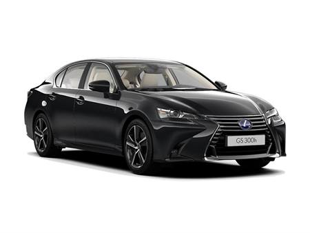 Lexus GS 300h 2.5 Luxury CVT (Sunroof/Mark Levinson)