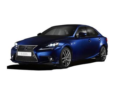 Lexus IS 300h 300h Executive CVT Auto