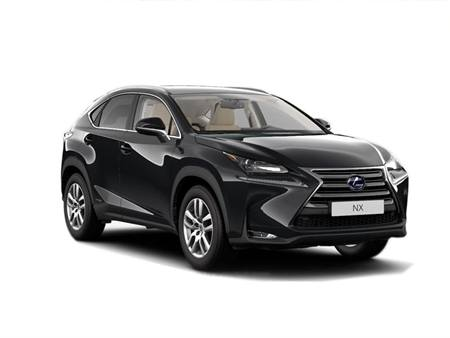 Lexus NX Estate 300h 2.5 Luxury 5dr CVT (Prem Nav/Pan roof)