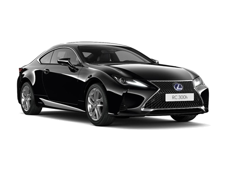Lexus RC Coupe 300h 2.5 CVT (Sunroof)