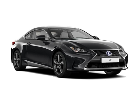Lexus RC Coupe 300h 2.5 Luxury CVT Auto (Premium Navigation)