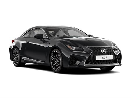 Lexus RC F Coupe 5.0 Auto (Track Pack)