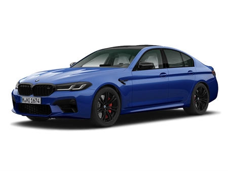 BMW M5 Saloon M5 Competition DCT