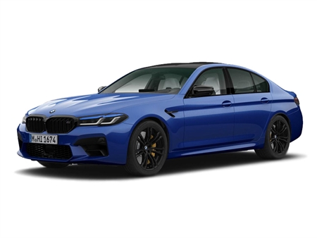 BMW M5 Saloon M5 Competition DCT (Ultimate Pack)