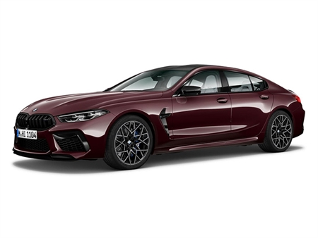 BMW M8 Gran Coupe M8 Competition Step Auto