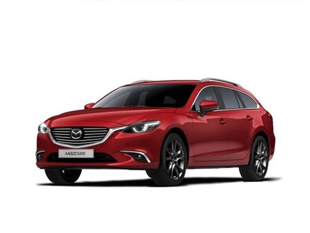 Mazda 6 Tourer 2.2d Sport Nav *Model Year 2016*