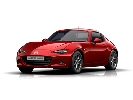 Mazda MX-5 RF 2.0 (184) Sport Nav+ Safety Pack