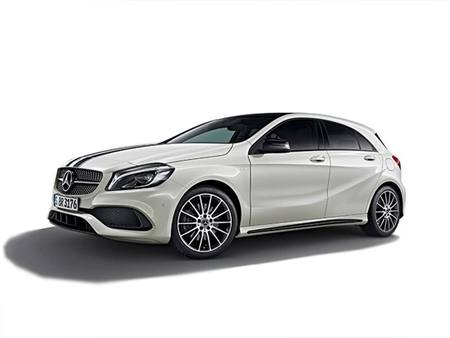 mercedes benz a class whiteart car leasing nationwide vehicle contracts. Black Bedroom Furniture Sets. Home Design Ideas