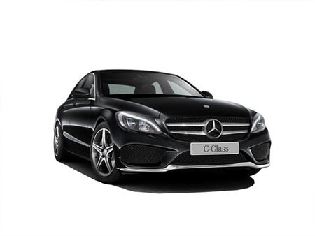 Mercedes-Benz C Class Saloon C220d AMG Line 9G-Tronic *Model Year 2017.5*