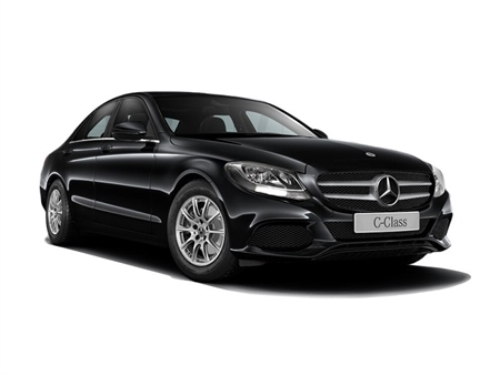 Mercedes-Benz C Class Saloon C200 4Matic AMG Line 9G-Tronic