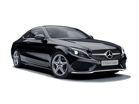 Mercedes-Benz C Class Coupe C300 AMG Line 9G-Tronic