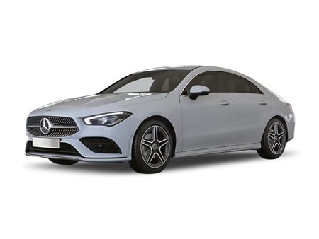 Mercedes-Benz CLA Coupe 180 AMG Line Tip Auto