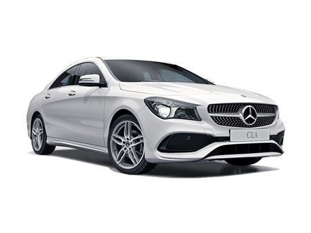 Mercedes-Benz CLA Coupe 180 AMG Line Edition