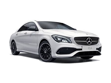 Mercedes-Benz CLA Coupe 200 AMG Line Night Edition Tip Auto