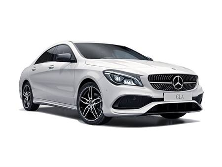 Mercedes-Benz CLA Coupe 180 AMG Line