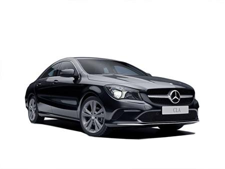 Mercedes-Benz CLA Coupe 180 Sport