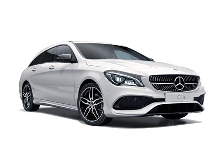Mercedes-Benz CLA Shooting Brake 200 AMG Line Edition