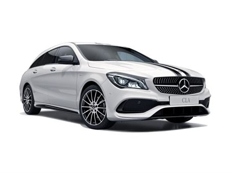 Mercedes-Benz CLA Shooting Brake 220d WhiteArt Auto
