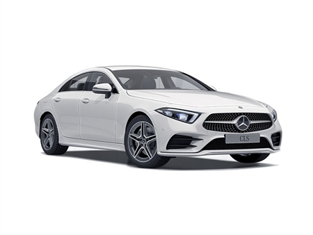 Mercedes-Benz CLS  350d 4Matic AMG Line 9G-Tronic