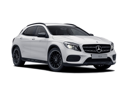 Mercedes-Benz GLA 180 AMG Line Edition Auto *Incl. Night Pack*
