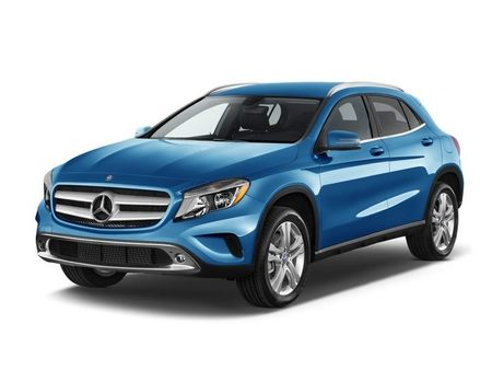 Mercedes-Benz GLA Model Year 17