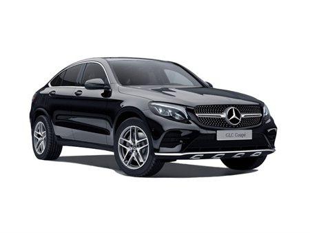 Mercedes-Benz GLC Coupe 220d 4Matic AMG Line 9G-Tronic