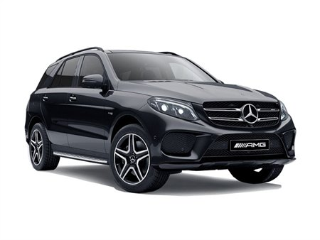 Mercedes-Benz GLE Estate 350d 4Matic AMG Line (7 Seat) 9G-Tronic
