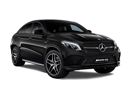 Mercedes-Benz GLE Coupe 43 4Matic Night Edition Auto